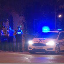 Policija patrolira ulicama (Foto: Dnevnik.hr)
