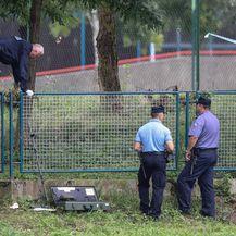 Automobil kojim je ubojica bježao od policije (Foto: Jurica Galoic/PIXSELL) - 10