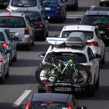Gužva na cesti (Foto: Igor Soban/PIXSELL)