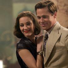 Marion Cotillard i Brad Pitt (Foto: Profimedia)