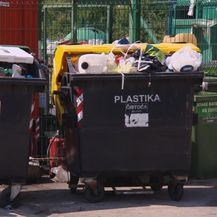 Kontejneri za odlaganje otpada (Foto: Dnevnik.hr) - 1