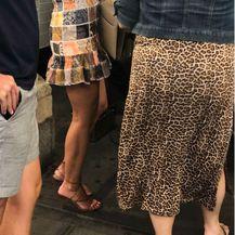 Katie Holmes u haljini modne kuće Zimmermann