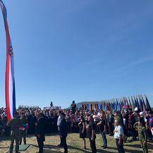 Podizanje zastave na tvrđavi u Kninu (Foto: Dnevnik.hr) - 2