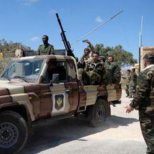 Napad u Libiji (Izvor: Al Jazeera)