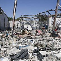 Napad u Libiji (Izvor: TRT World)