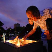 Japan obilježio 74. obljetnicu nuklearnog napada na Hirošimu (Foto: AFP) - 1