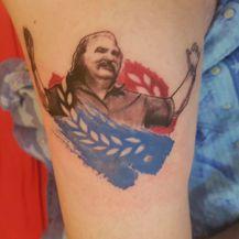 Mišo Kovač tetovaža (Foto: Privatni album)