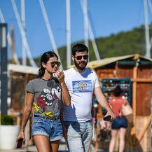 Mate Rimac, Katarina Lovrić (Foto: Josip Regovic/PIXSELL)