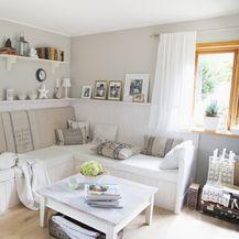 Šarmantna ljetna kućica uređena u neodoljivom shabby chic stilu