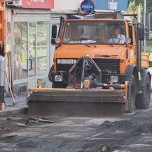 Novi zagrebački asfalt (Foto: Dnevnik.hr)