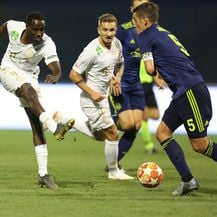 Dinamo - Ferencvaroš (Foto: Slavko Midžor/PIXSELL)