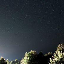 Meteorsko nebo (Sanjin Strukic/PIXSELL)