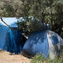 Izbjeglički kamp u Grčkoj (Foto: Press Association/PIXSELL) - 2