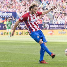 Diego Forlan u dresu Atletico Madrida (Foto: nph/NordPhoto/PIXSELL)