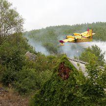 Kanader kod Skradina (Foto: Dusko Jaramaz/PIXSELL)