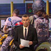 Stižu kazne za bajkere prosvjednike (Video: Vijesti u 17h)