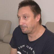 Valter Galjanič, prosvjednik (Foto: Dnevnik.hr)