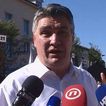Zoran Milanović na Maratonu lađa (Foto: Dnevnik.hr)
