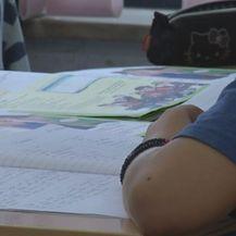 Učenik na satu (Foto: Dnevnik.hr)
