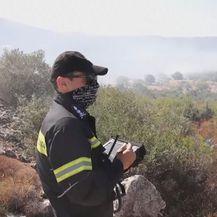 Grčki vatrogasac (Foto: Dnevnik.hr)