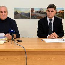 Zvonimir Pućo i Josip Šarić (Foto: Goran Ferbezar/PIXSELL) - 2