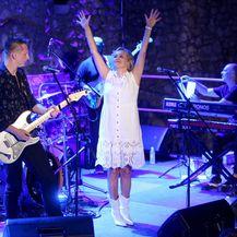 Vanna je održala koncert na Trsatskoj gradini