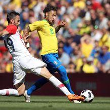 Neymar i Modrić (Foto: Nick Potts/Press Association/PIXSELL)