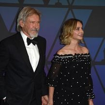 Harrison Ford i Calista Flockhart (Foto: AFP)