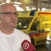 Darko Sinjeri, hitna pomoć (Foto: Dnevnik.hr)