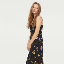 Jesenske cvjetne haljine iz trgovina 2019. - 1