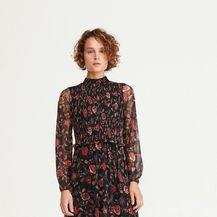 Jesenske cvjetne haljine iz trgovina 2019. - 2
