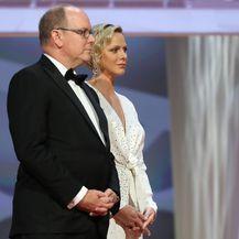 Princ Albert i princeza Charlene od Monaka (Foto: AFP)