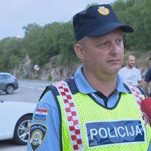 Dino Dolušić iz PU primorsko-goranske (Foto: Dnevnik.hr)