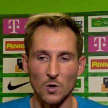 Hajrović nakon pobjede kod Ferencvaroša