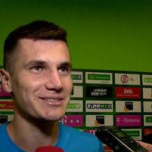 Amer Gojak nakon pobjede kod Ferencvaroša