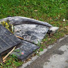 Asfaltirani ležeći policajci (Foto: Josip Regovic/PIXSELL) - 1
