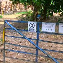 Zabranjen pristup (Foto: Dnevnik.hr)