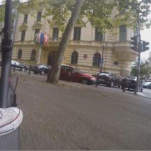 Pogled s električnog romobila (Foto: Dnevnik.hr)