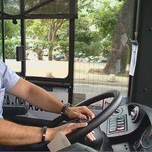 Vozač autobusa (Foto: Dnevnik.hr)