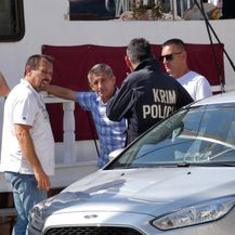 Očevid na brodu Atlantia na kojem je poginuo talijanski turist (Foto: Ivo Cagalj/PIXSELL)
