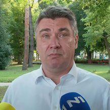 Zoran Milanović o Bandićevim prebjezima (Foto: Dnevnik.hr)