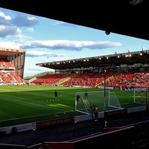 Pittodrie, stadion Aberdeena (Foto: Ian Rutherford/Press Association/PIXSELL)