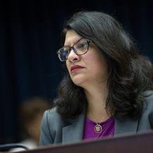Američka kongresnica Rashida Tlaib (Foto: DPA/PIXSELL)