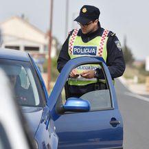 Prometna policija, ilustracija (Foto: Hrvoje Jelavic/PIXSELL) - 1
