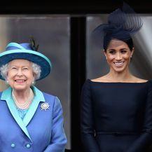 Meghan Markle i kraljica Elizabeta (Foto: Getty Images)