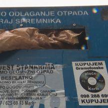 Pretrpani kontejneri u Zagrebu (Foto: Dnevnik.hr)