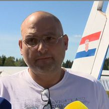 Pilot Teodor Goričanec (Foto: Dnevnik.hr)