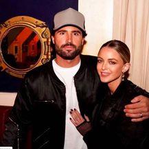 Brody Jenner i Kaitlyn Carter (Foto: Instagram)