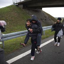Migranti (Foto: AFP)