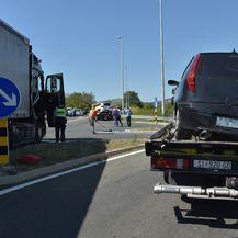 Jedna osoba poginula u prometnoj nesreći u Stankovcima (Foto: Dino Stanin/PIXSELL) - 2